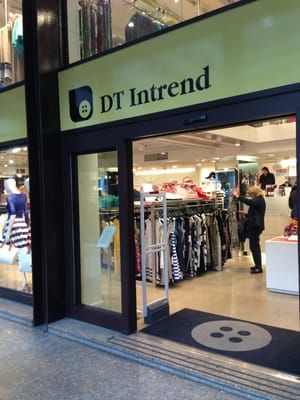 DT Intrend - Women\'s Clothing - Largo Corsia dei Servi 1, Centro ...