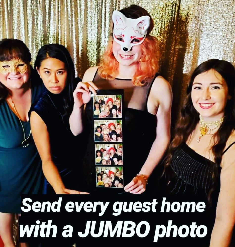 Fresno Photo Booth Company: 1205 N Hayes Ave, Fresno, CA