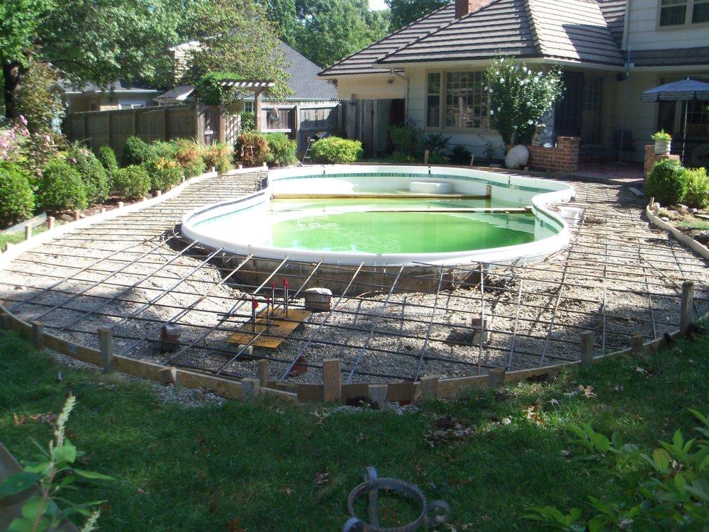 Mid-America Pool Renovation