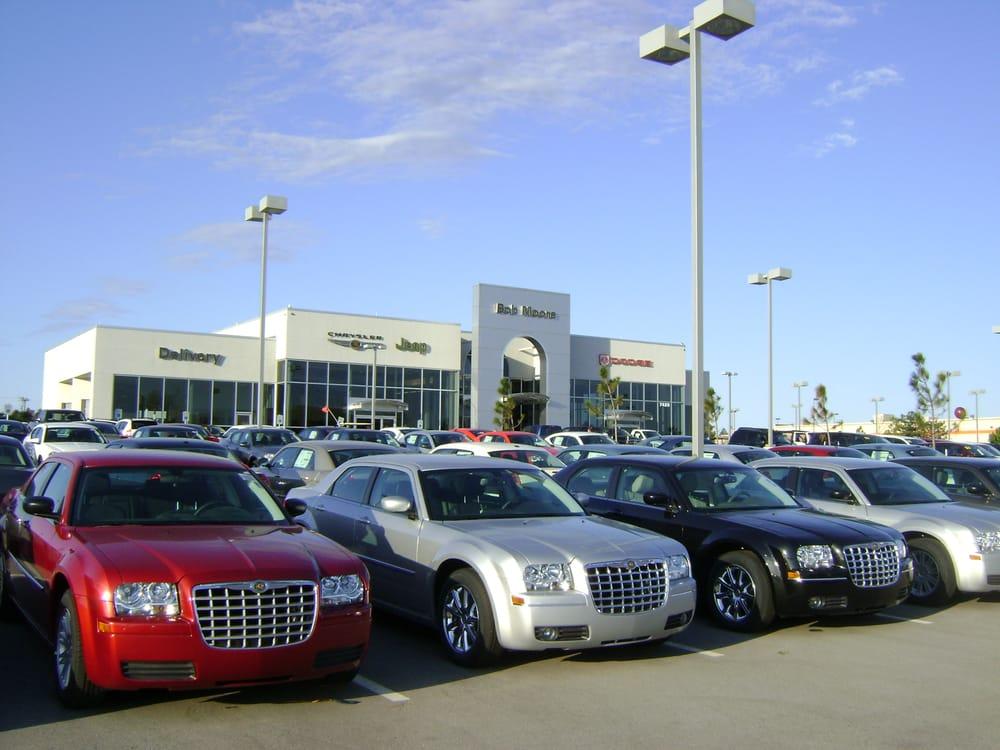 Jeep Dealership Okc >> Bob Moore Chrysler Dodge Jeep Ram Okc 26 Reviews Auto