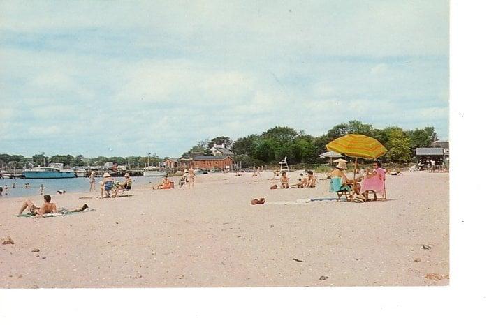 Clinton Town Beach: Waterside Ln, Clinton, CT