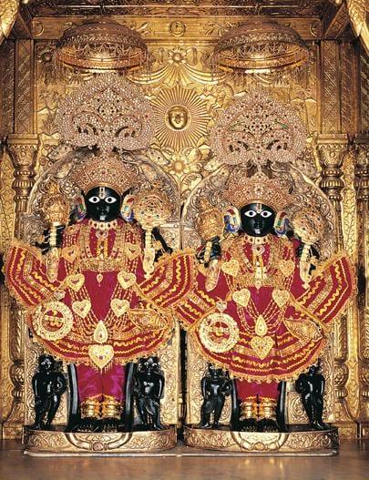 Swaminarayan Hindu Mandir: 500 SE Maynard St, Cary, NC