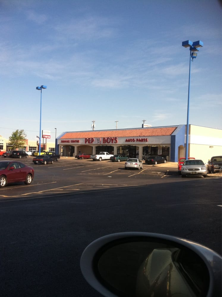 Pep Boys - 11 Reviews - Tires - 7600 S Walker St, Oklahoma ...