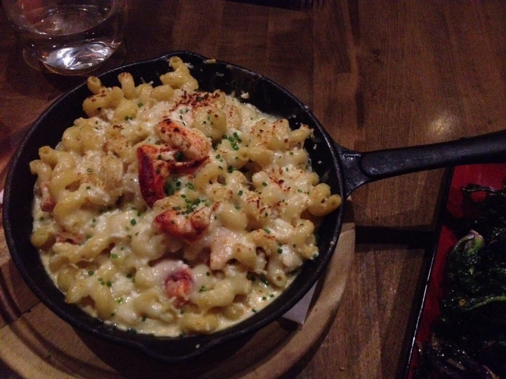 Lobster mac n cheese - Yelp