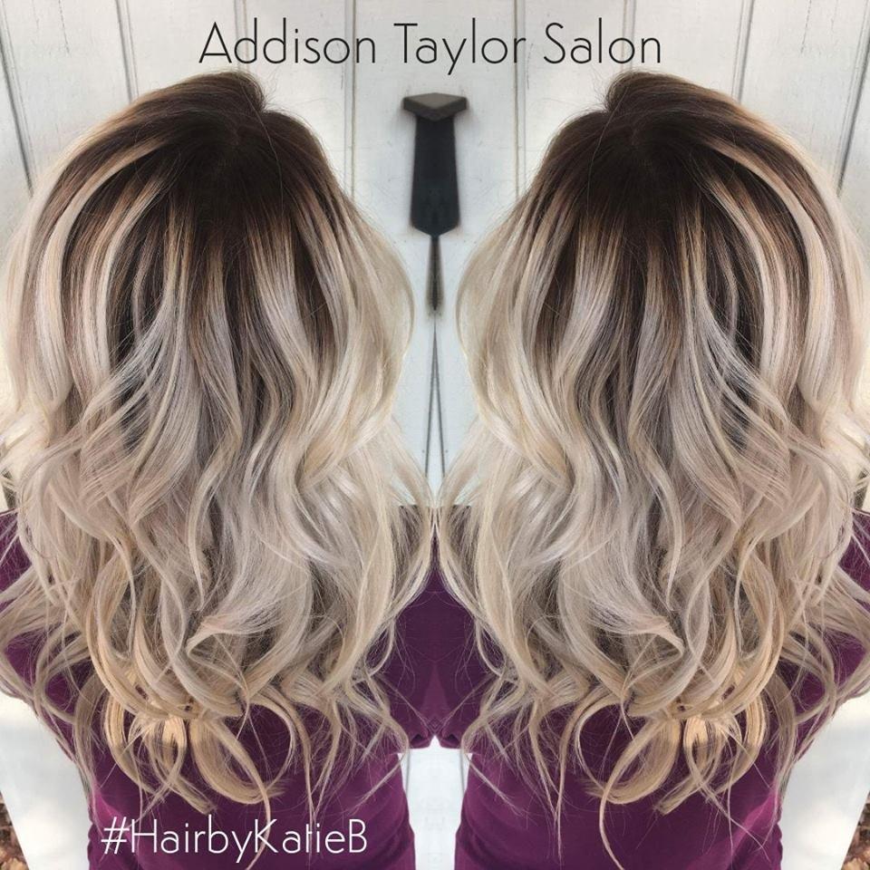 Hair by katieb yelp for Addison taylor salon canton ga