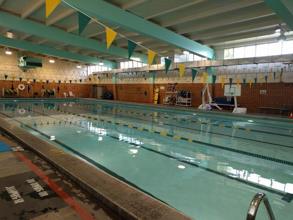 Garfield Swimming Pool