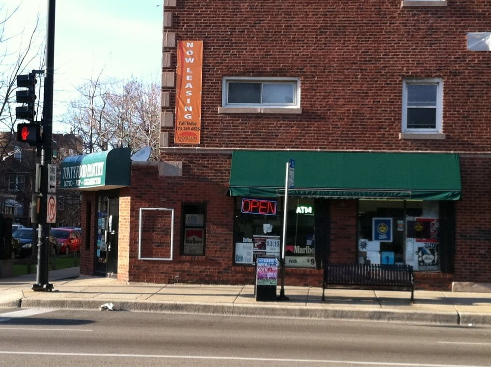 Tonys food pantry closed convenience stores 1838 w for Food pantry chicago illinois