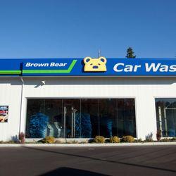 Brown Bear Car Wash Shoreline Wa
