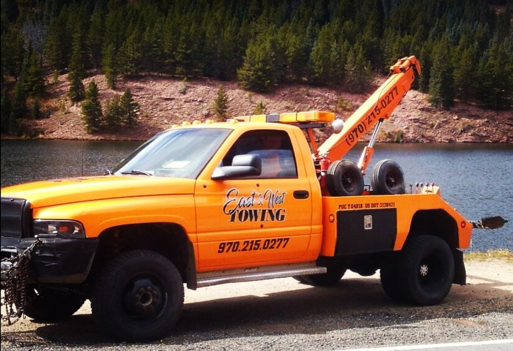 East and West Towing: Kremmling, CO