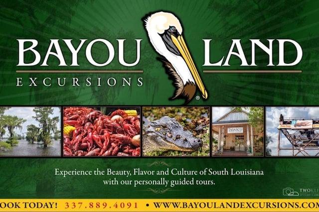 Bayou Land Excursions: 6332 N University Ave, Carencro, LA