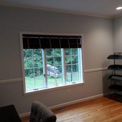 Interior Painting. Photo Of Cornet Work Home Improvement   Danbury, CT,  United States. Interior ...