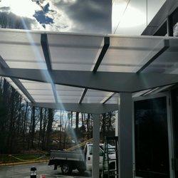Photo of MASA Architectural Canopies - Piscataway NJ United States. G7 polycarbonate Vision & MASA Architectural Canopies - Get Quote - Awnings - 250 Stelton Rd ...
