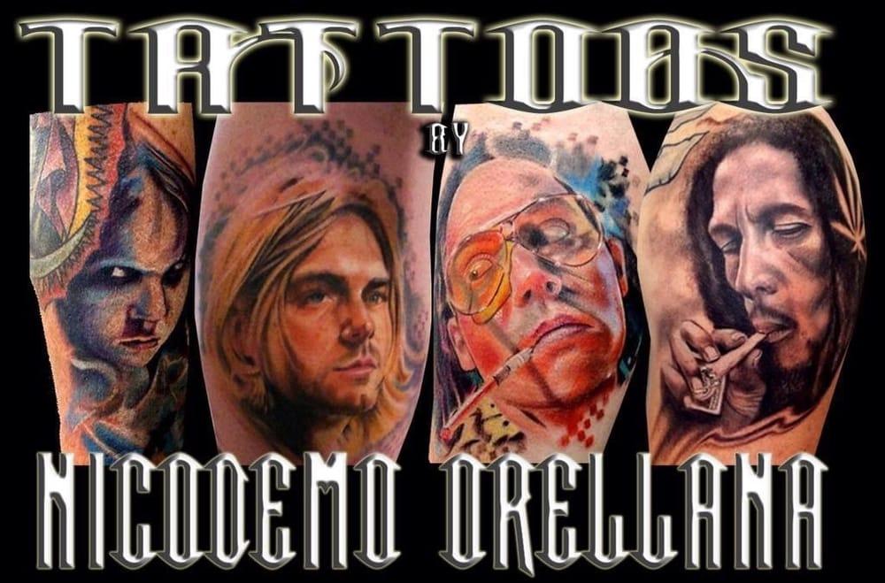 BlackCalavera Tattoo: 311 S Spring Garden Ave, Deland, FL
