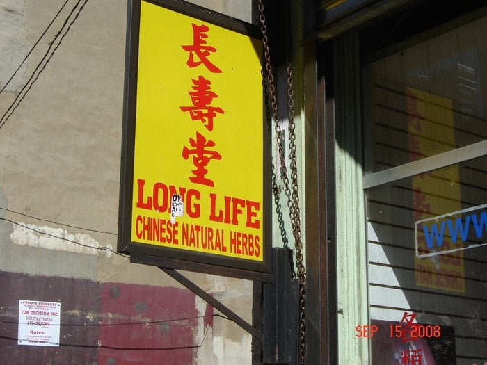 Long Life Chinese Natural Herbs