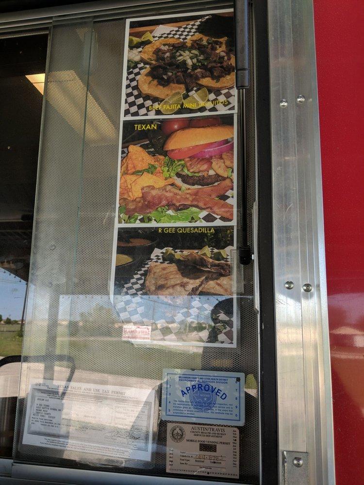 R Gee Texas - Food Trucks - 4257 Gattis School Rd, Round