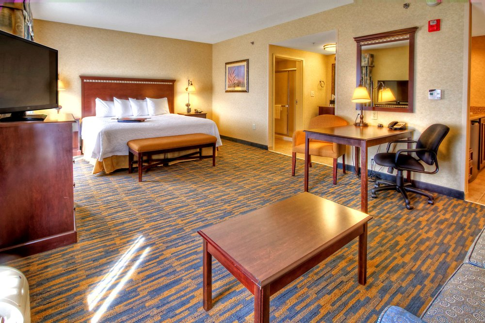 Hampton Inn Roanoke Rapids: 85 Hampton Blvd, Roanoke Rapids, NC