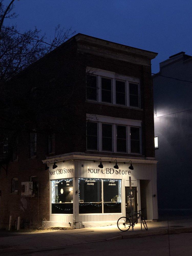 Your CBD Store - Ithaca: 308 E Seneca St, Ithaca, NY