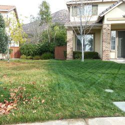 Photo Of Growmore Gardens Lawn Aeration   Murrieta, CA, United States.  Regular Lawn