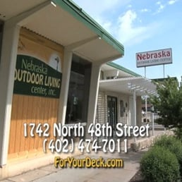 Photo Of Nebraska Outdoor Living Center   Lincoln, NE, United States. Store  Front