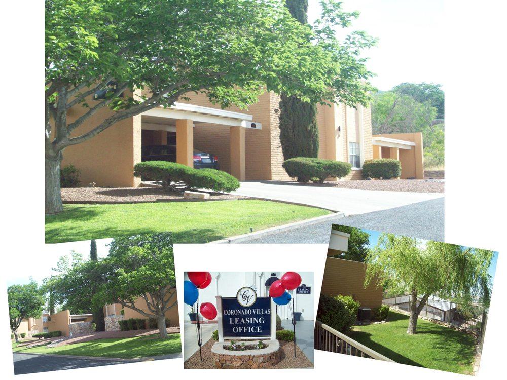 Coronado Villas Apartments El Paso Tx