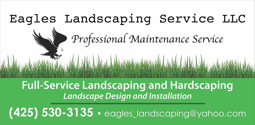 Eagles Landscaping services LLC: 5206 170th Pl NE, Arlington, WA