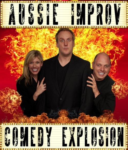 Aussie Improv Comedy Explosion