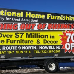 National Home Furnishings Closed Furniture Stores 6601 Us Hwy 9 Howell Nj United States