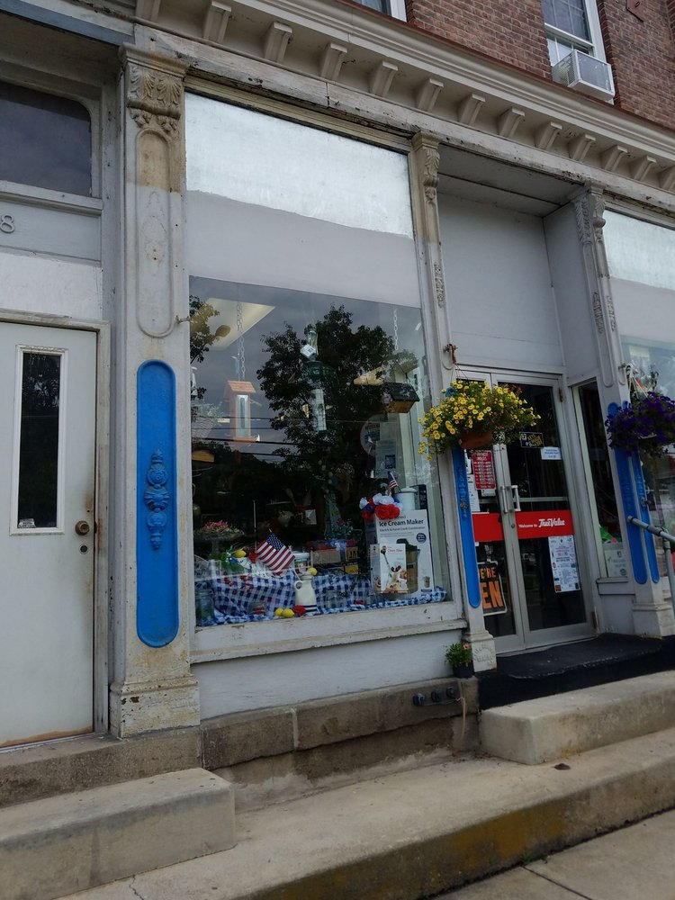 Bloss Hardware: 218 Main St, Blossburg, PA