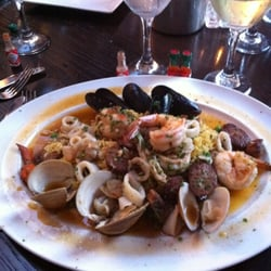 Photo Of Blue Water Seafood Red Bank Nj United States Paella
