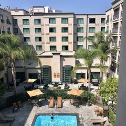 Photo Of Courtyard Los Angeles Pasadena Old Town Ca United States