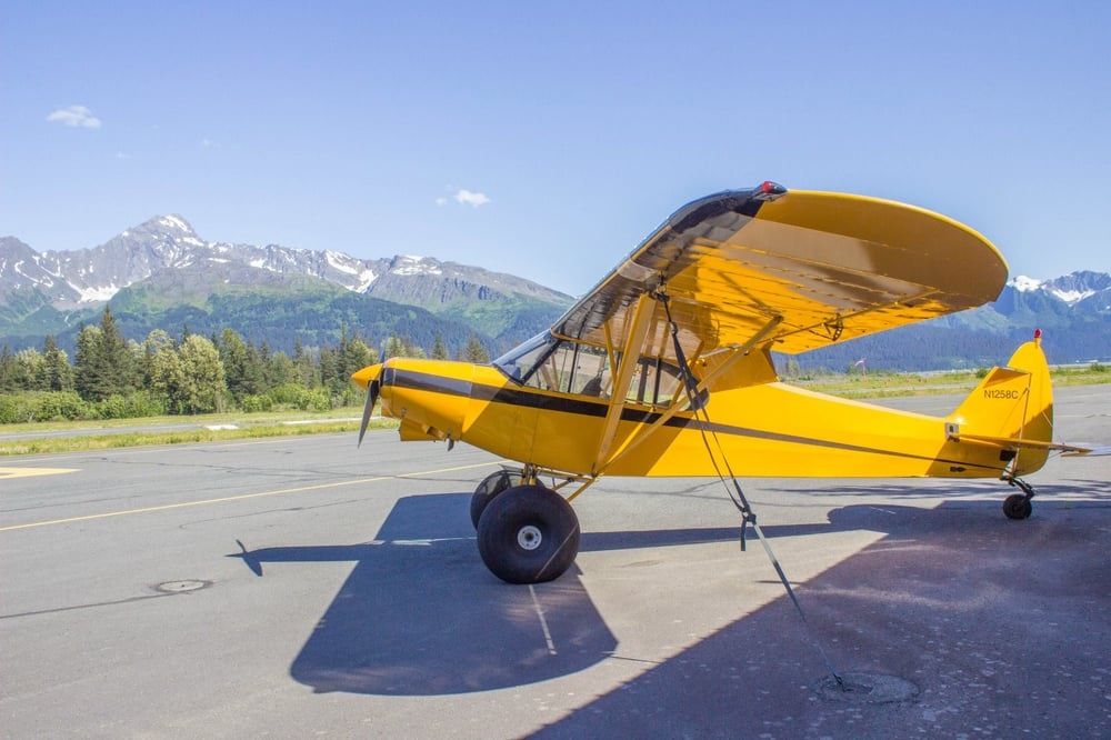 AA Seward Air Tours: 2300 Airport Rd, Seward, AK