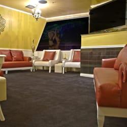 Atlanta spa review and strip club