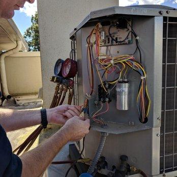 Photo Of Estes Services Atlanta Ga United States Heat Pump Inspection