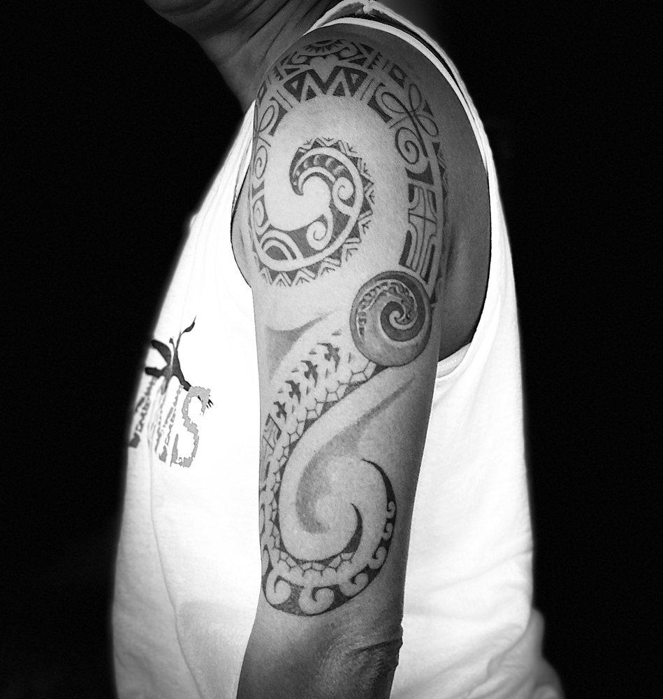 808 Tattoo: 46-018 Kamehameha Hwy, Kaneohe, HI