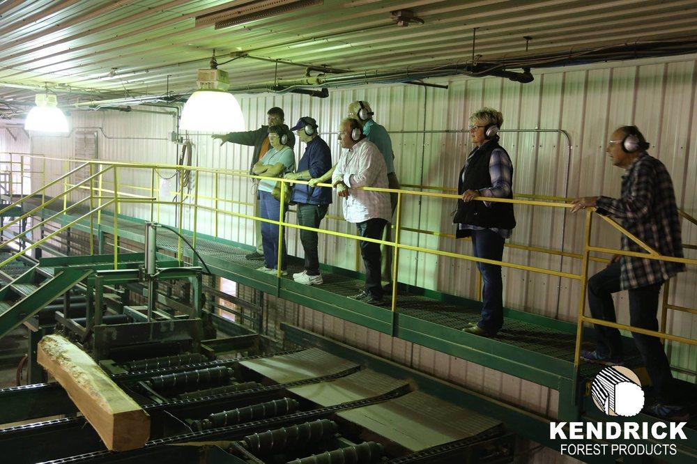 Kendrick Forest Products: 601 S Washington, Edgewood, IA