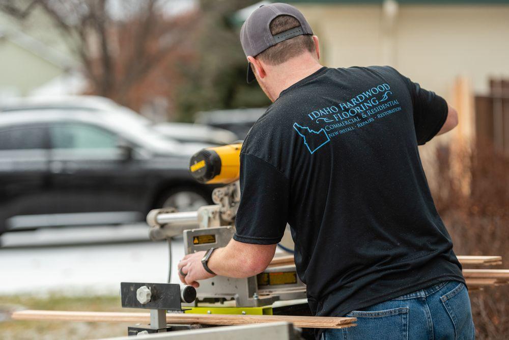 Idaho Hardwood Flooring: Boise, ID