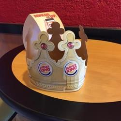 Burger king denver nc
