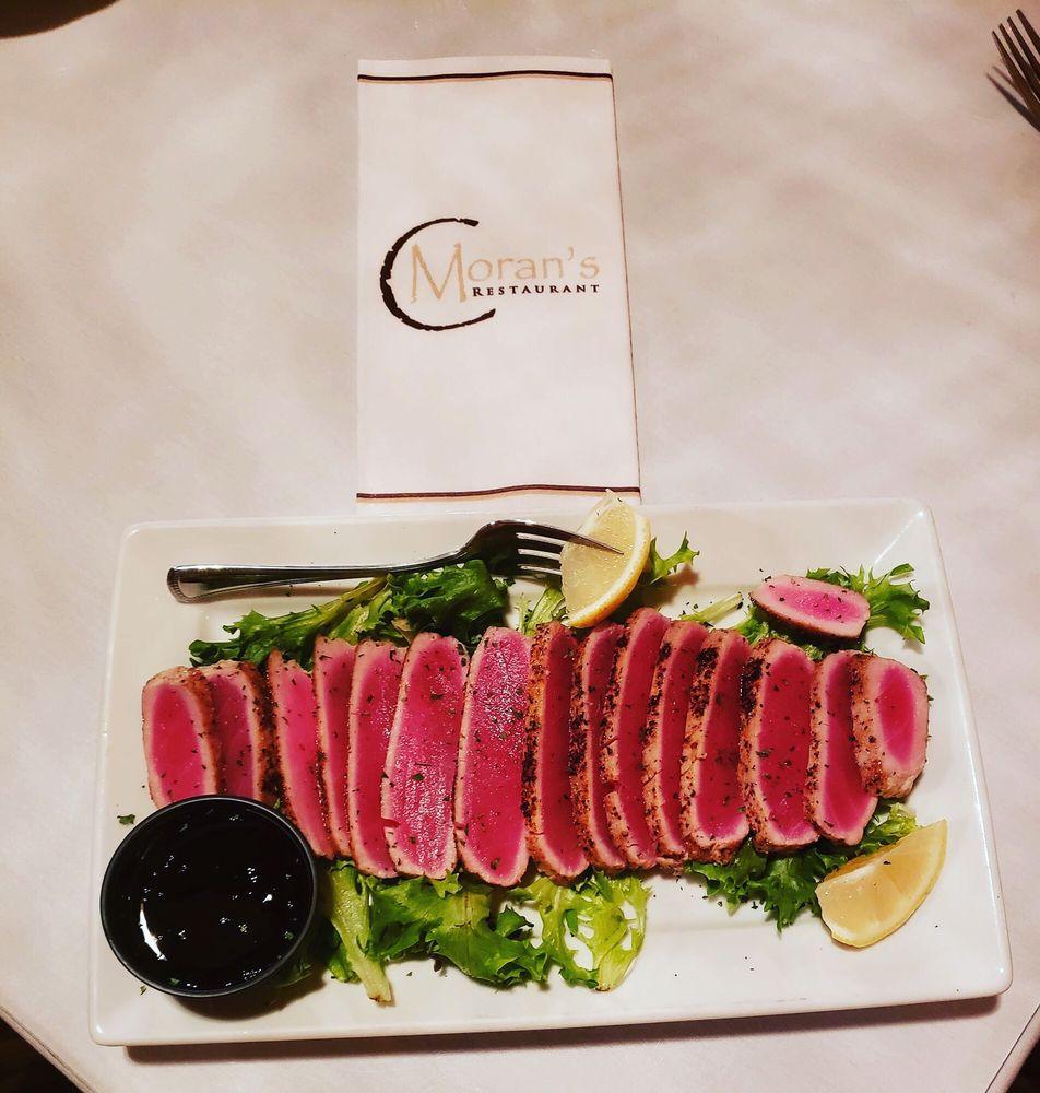 C Moran's Restaurant: 27900 Hwy 1, Golden Meadow, LA