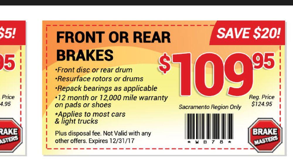 Brake Masters Coupons >> Brake Masters 18 Photos 129 Reviews Auto Repair 8456
