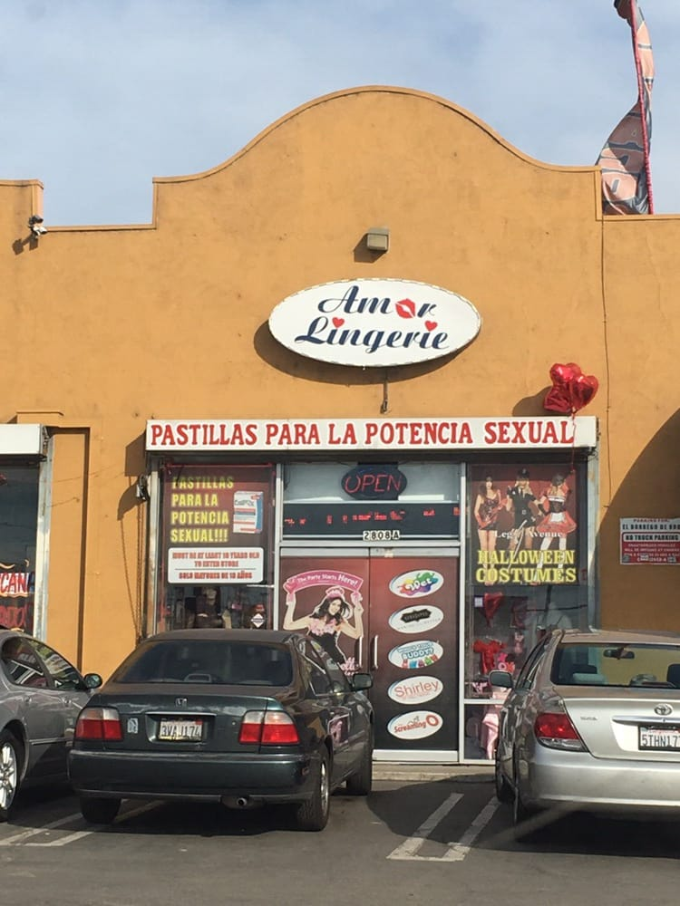 Sex store in los angeles