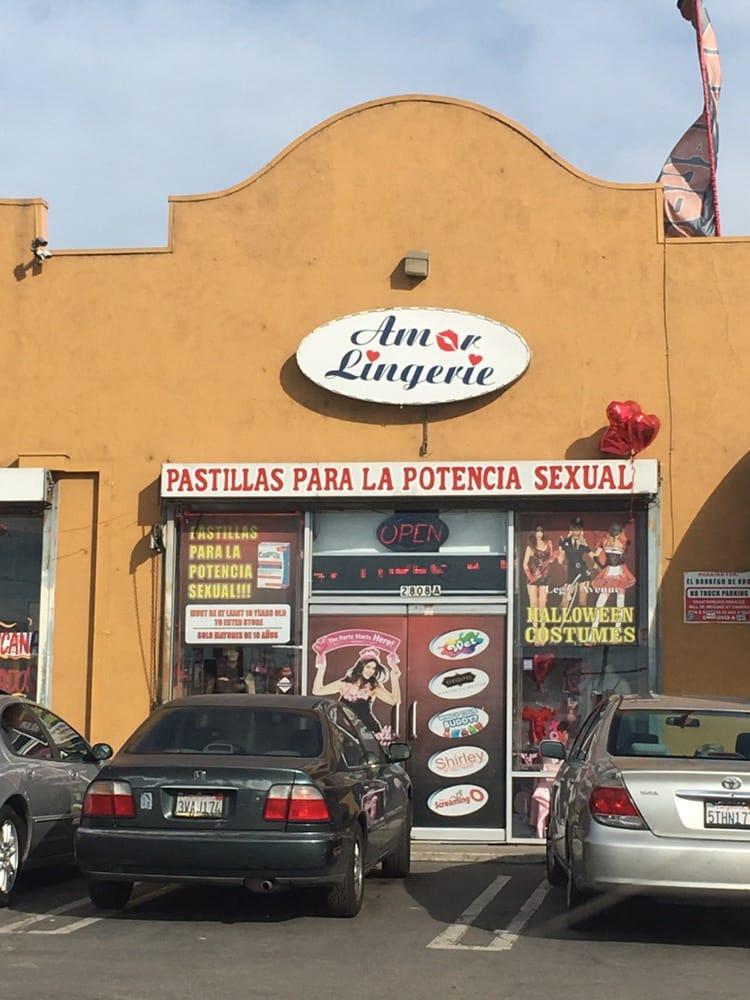 Sex shop in los angeles