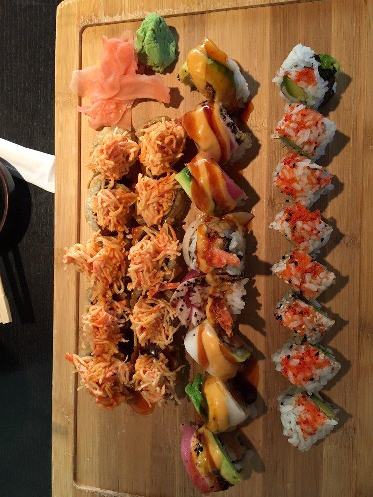 Oahu Hawaiian BBQ Sushi Bar & Thai Cuisine: 2626 State St, Bismarck, ND