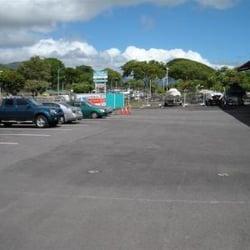 Photo Of Kaneohe Self Storage   Kaneohe, HI, United States. Large Parking  Lot