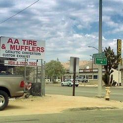 aaa tire muffler 12 reviews tires 55979 29 palms hwy yucca valley ca phone number yelp. Black Bedroom Furniture Sets. Home Design Ideas