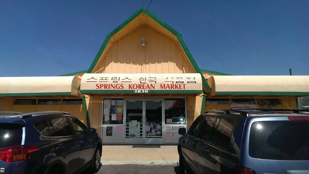 Springs Korean Market