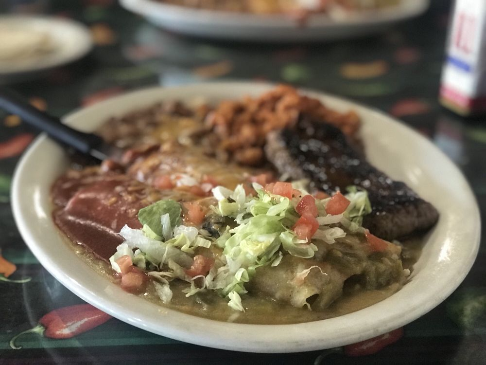 """The Mexican Kitchen """"Johnny's"""": 717 Grand Ave, Las Vegas, NM"""