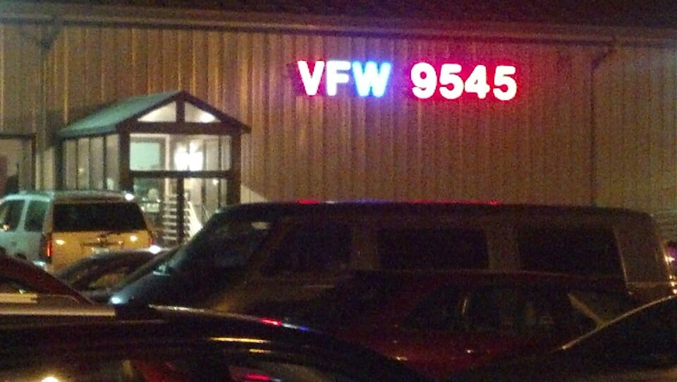 Vfw post 9545 community service non profit 323 old for Vfw fish fry near me