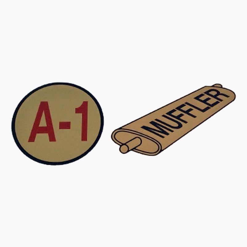 A-1 Muffler Shop: 101 N Madison St, Muncie, IN