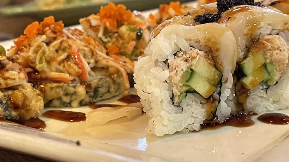 Fin Japanese Cuisine: 1682 Clarkson, Chesterfield, MO
