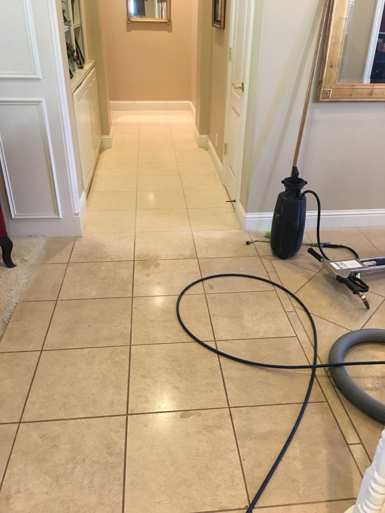 Sierra Tile, Stone and Carpet Cleaning: Cameron Park, CA